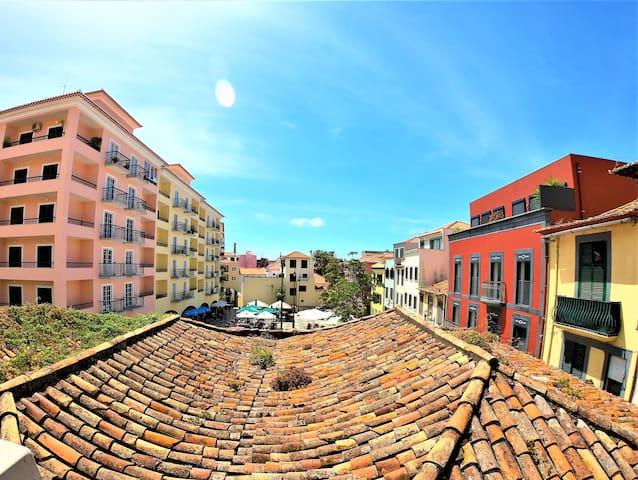 Host Albina #Funchal #CityCenter #WIFI #BBQ