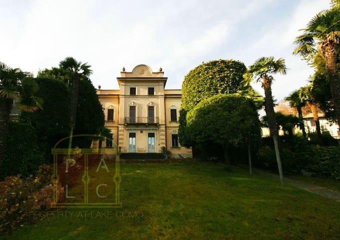 Historic villa on the shores of lake Como - 3 - Lenno - Villa