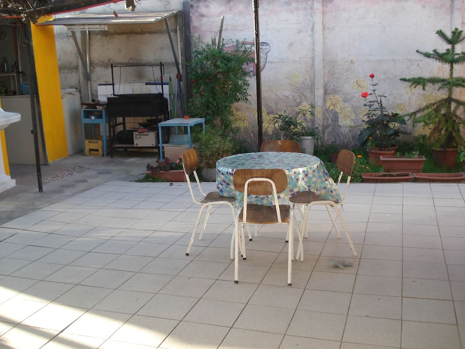 Barbacue (patio)