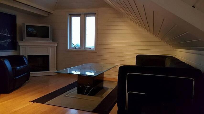Loftet i Hillevåg