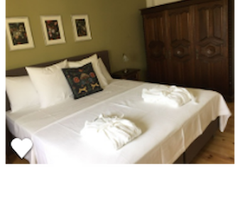 Lavender Deluxe double room