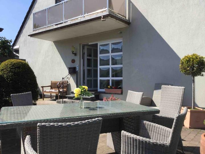 Ferienwohnung in Meerbusch/ Niederrhein