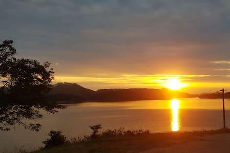 Casa na melhor área de pesca represa de Paraibuna