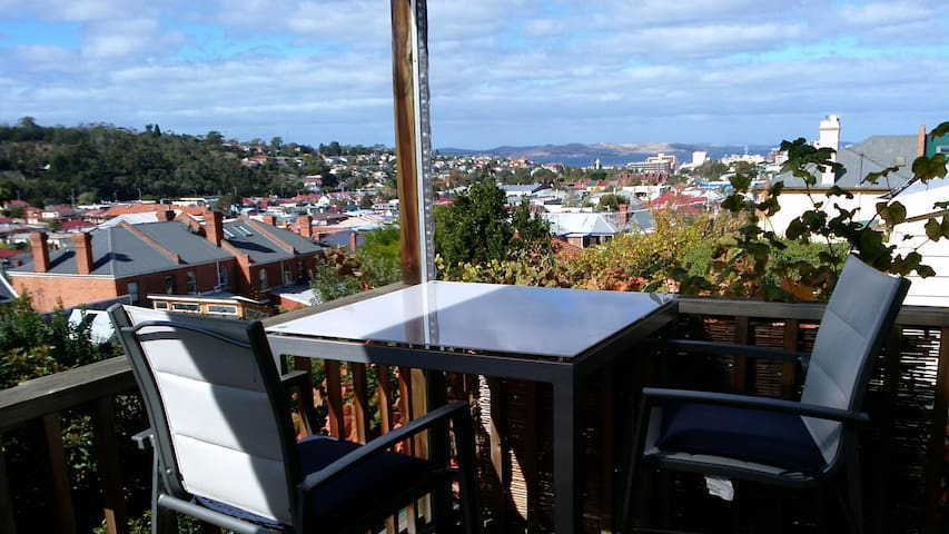 The Ideal Spot - North Hobart - Apartamento