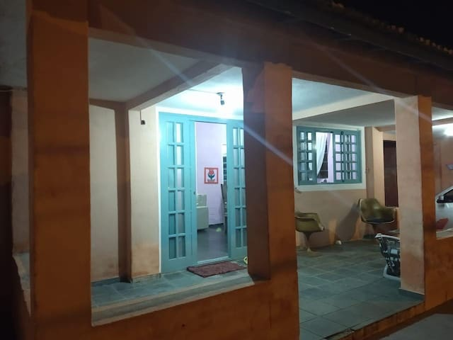 Casa aconchegante no centro de São Sebastião