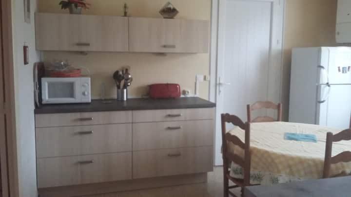 appartement calme idéalement situé