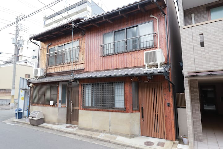 【2BR/70㎡】Beautiful Japanese Traditional House