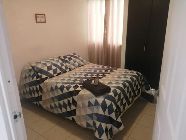 Cómoda habitación en Querétaro, Corregidora