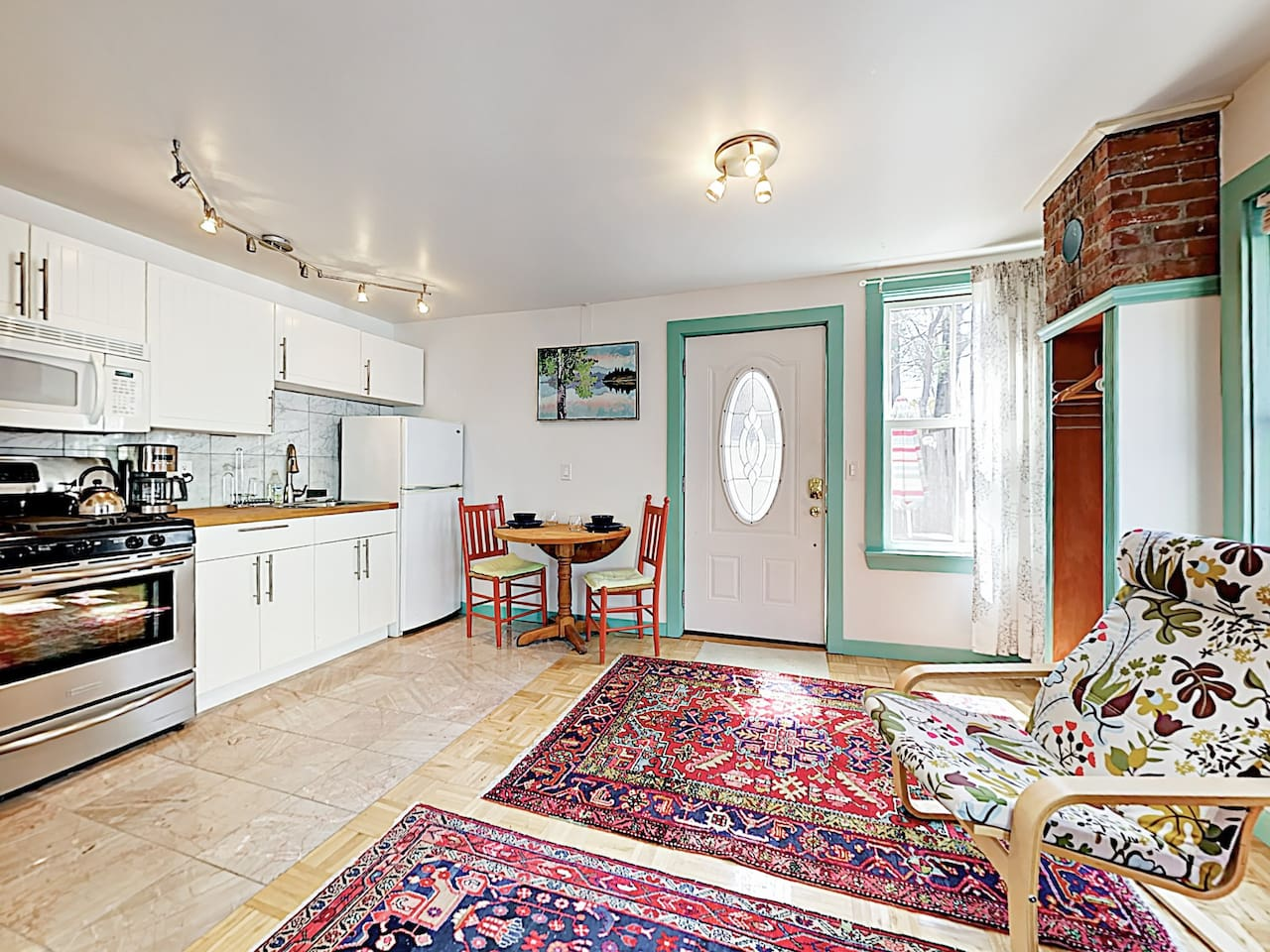 Welcome to Bar Harbor! This apartment is professionally managed by TurnKey Vacation Rentals.