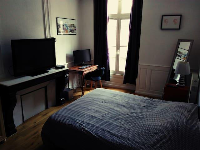 Suite parentale au cœur du centre historique - Chalon-sur-Saône - Niezależne mieszkanie