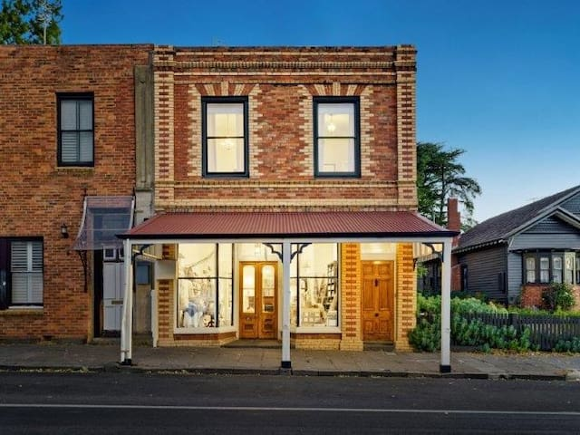 Everything you need in historic Kyneton