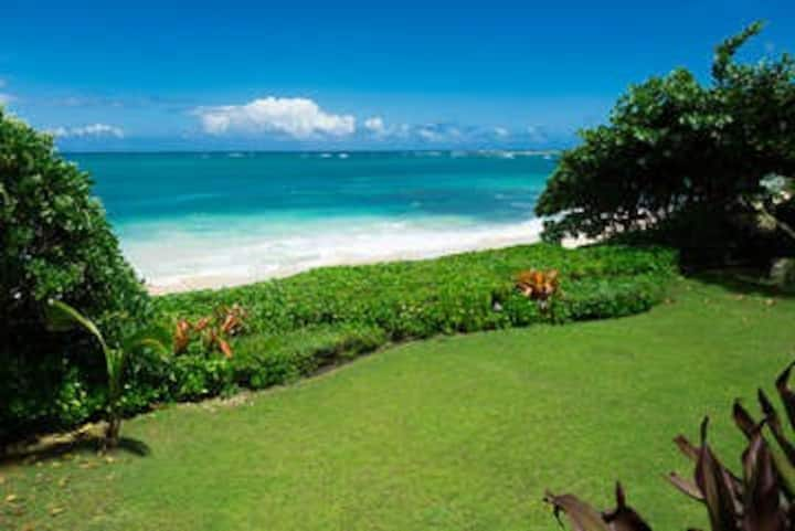 Hale Ohana ~Luxury/AC/Pool/Quiet Beach