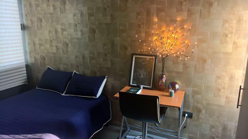 Habitación para ejecutivos en Cuautlancingo PUE - San Juan Cuautlancingo - Apartment