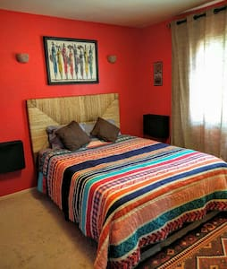 Large, comfy home minutes from LAX! - Lennox - Haus