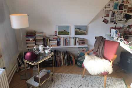 Beautiful big room in a lovely shared flat - Curych - Byt