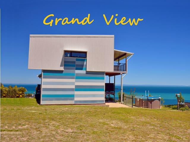 Grand View on Moreton - Tangalooma - Huis
