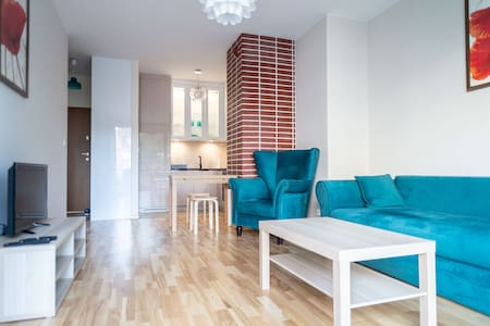 Apartament w cichej okolicy 5 minut od centrum
