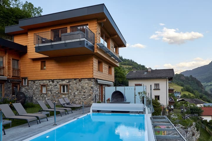 Apartment Sonnenhang in Fliess/Tyrol