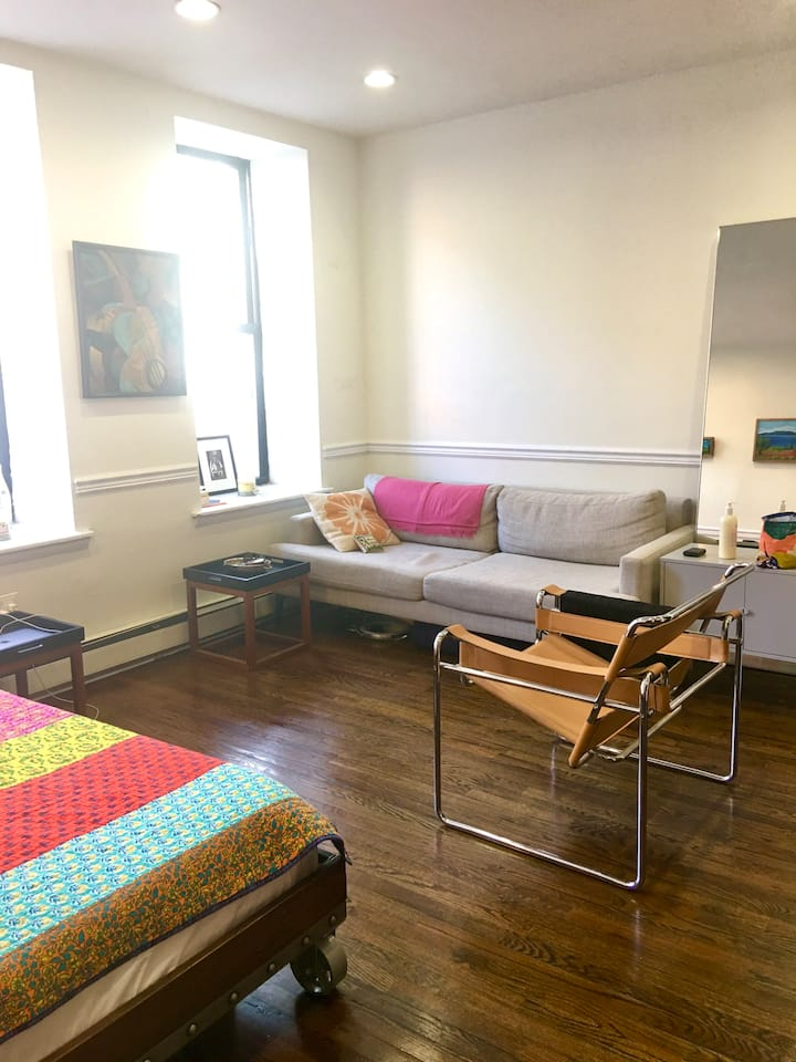 Luxury in brownstone Brooklyn, your own apartment!