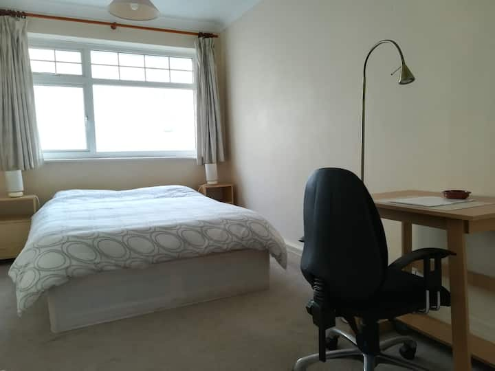 Double room 50m off the seafront