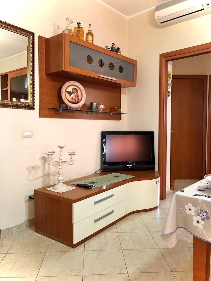 Appartamento nuovissimo a pochi passi da Soverato