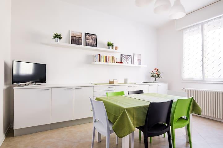 A casa di Lore : ampio e delizioso appartamento