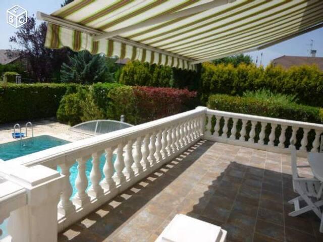 Big & Shining terrace