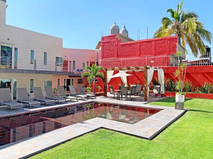 SB 2. Elegante y confortable apartamento de diseño