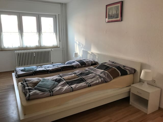 City-Room Nr 5 Singen für -2 Pers. - Singen (Hohentwiel) - Apartment
