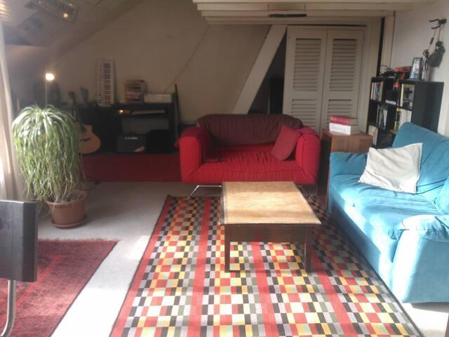 Grand studio - Ginebra - Departamento