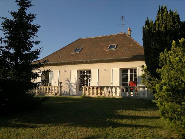 Chambre meublée 2 chez l'habitant proche Blois