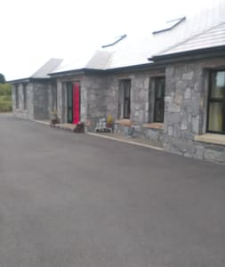 double ensuite room The Neale, Co Mayo - Bungalov