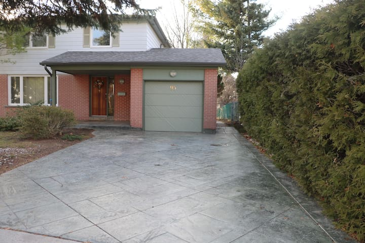 Cozy WalkoutBasement Near Major Hwy - Toronto - Villa