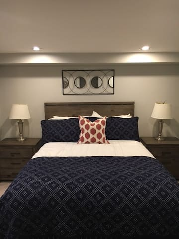 Full Lower Lvl w Private Entrance in Updated Home! - Denver - House