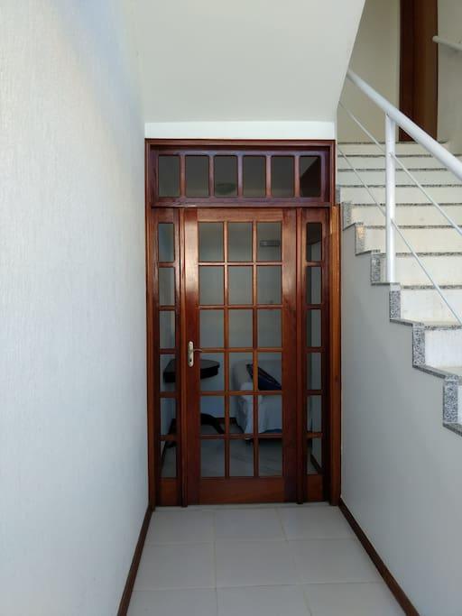 Entrada externa