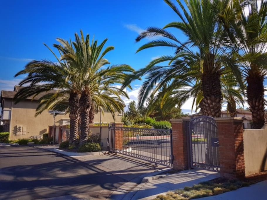 SMALL GATED COMMUNITY