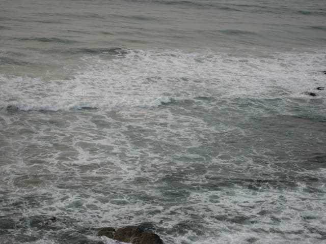 The ever changing magic of the sea