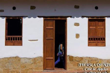 Casa Colonial Barichara en el pueblo más Bonito