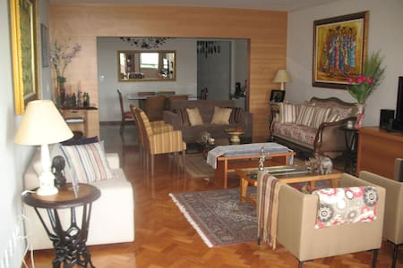 A COMODIDADE DE UM QUARTO EM UMA CASA CONFORTÁVEL! - Belo Horizonte - Apartamento