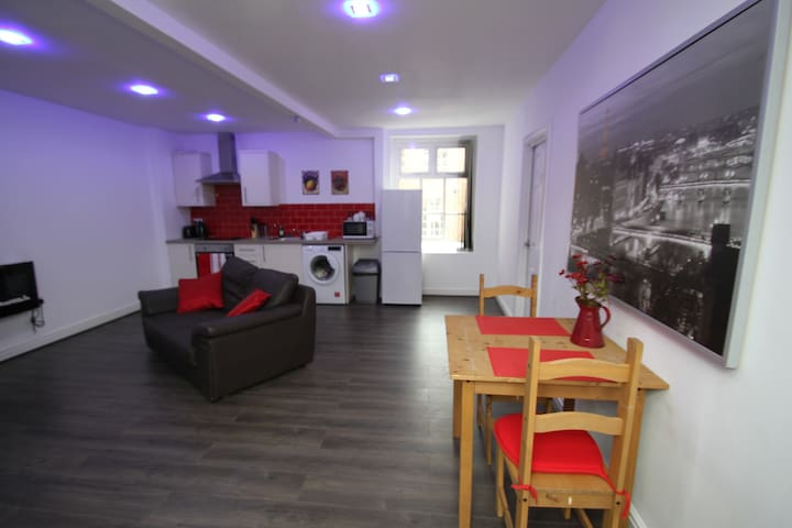 Millstone Apartments (2) - Leicester - Apartment