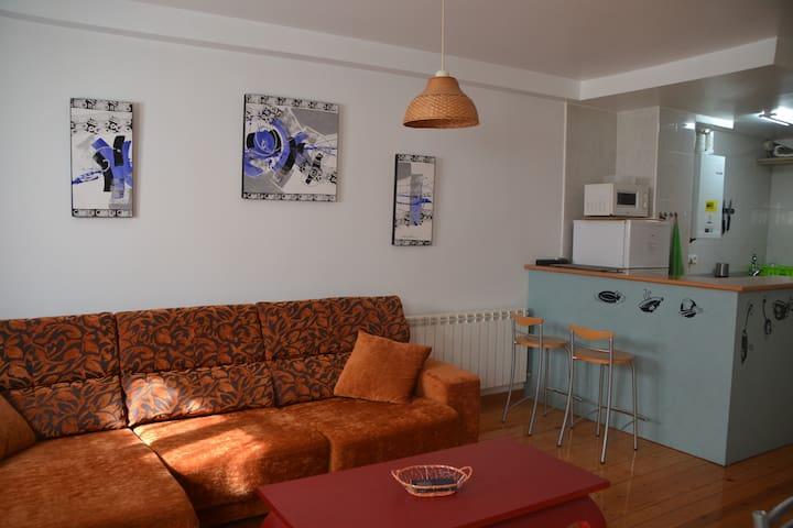 Apartamento en el centro de Lumbier UAT00660