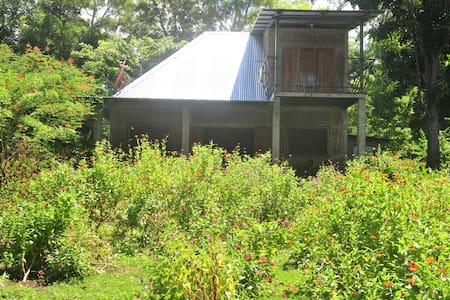 The Lake House - 2 Bedrooms, Beautiful Garden, BBQ - Isla de Ometepe, Nicaragua