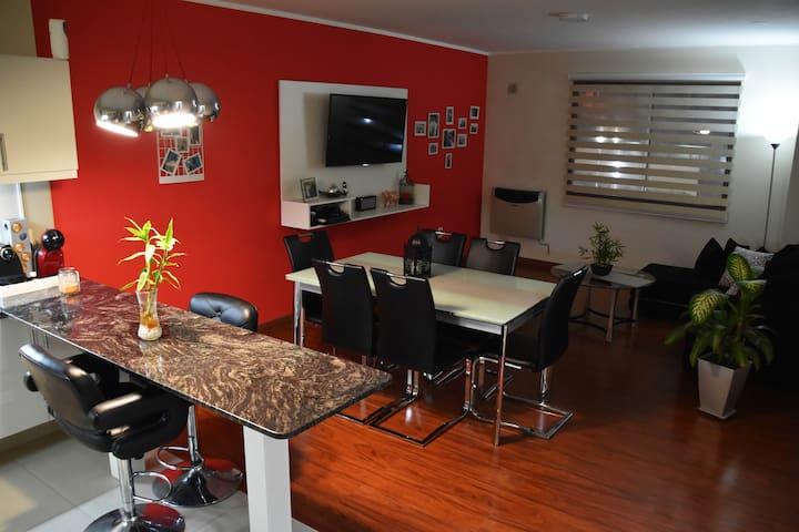 Apartamento nuevo y acogedor en Sucre.