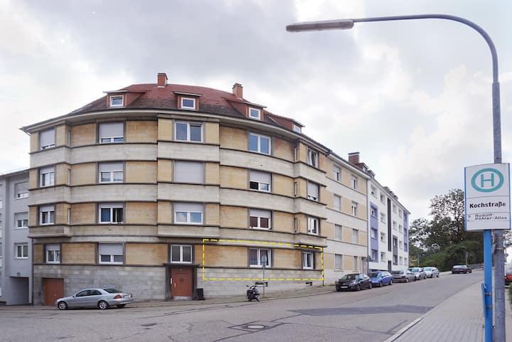 Ferienwohnung Bauknecht, Pforzheim / West