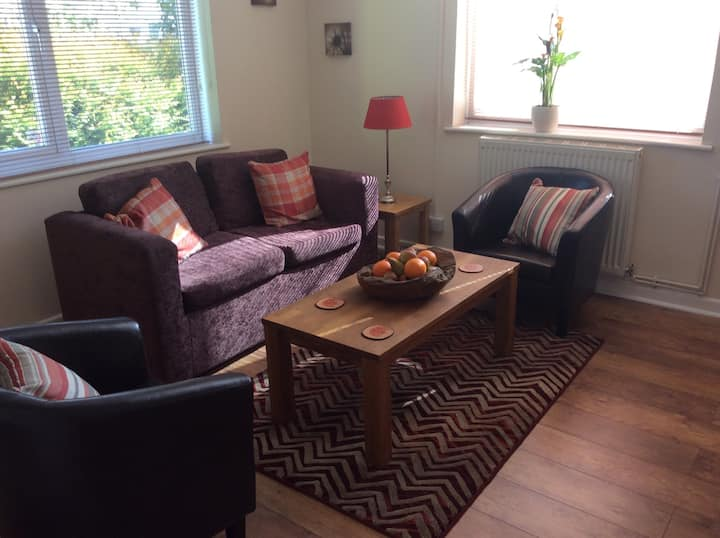 Ground Floor Annexe Near Eden Project and Beach