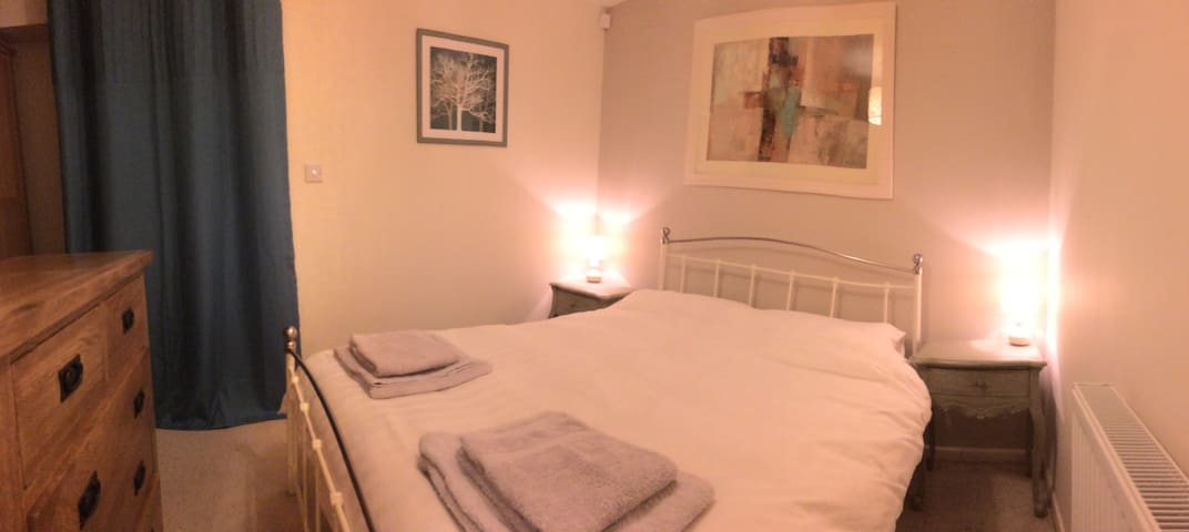 Peaceful Double Bedroom - Bristol - Rumah
