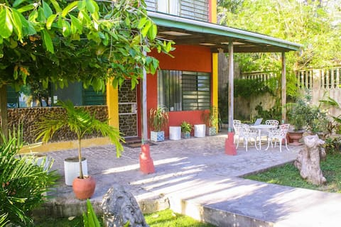 Small Hotel - In front of Corozal Bay - Room 1 A