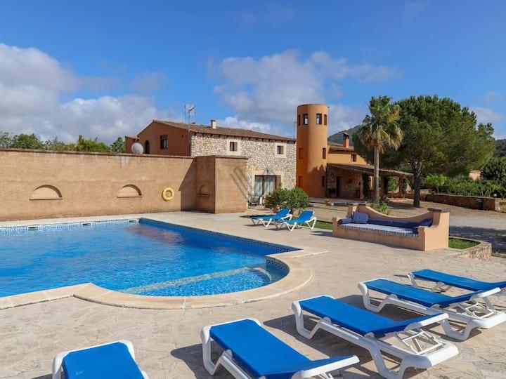 Casa Fina, Country house en felanitx, Mallorca