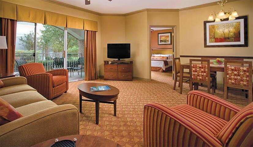 Wyndham Nashville Resort 1 Bedroom Deluxe