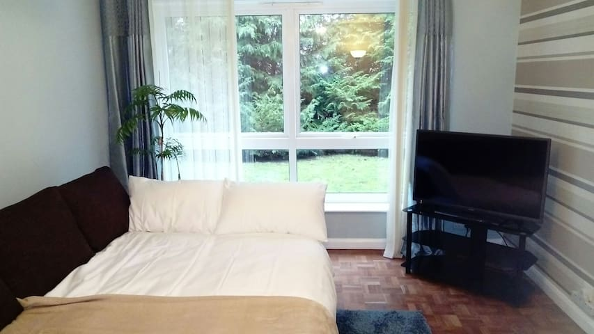 Double room Sutton Greater London - Sutton, Surrey  - Apartment
